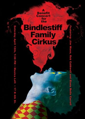 Concert for Bindlestiff Family Cirkus