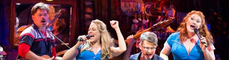 'Pump Boys and Dinettes' at NYC Encores! Off-Center