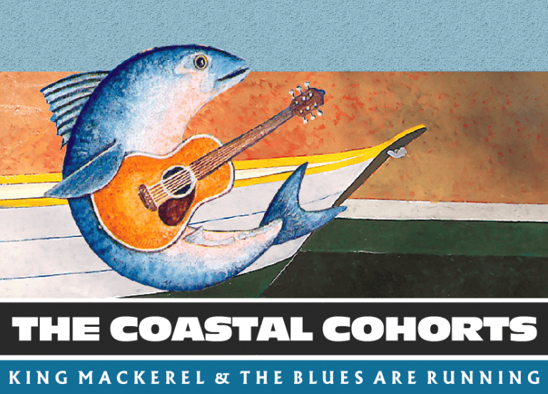 King Mackerel and The Blues Are Running - NYC