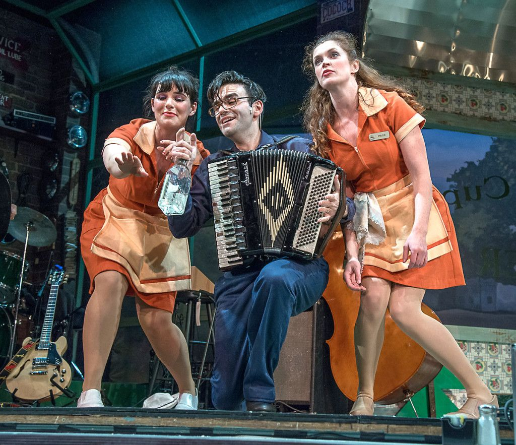 Rutland Reader Review of Pump Boys and the Dinettes at Weston Playhouse