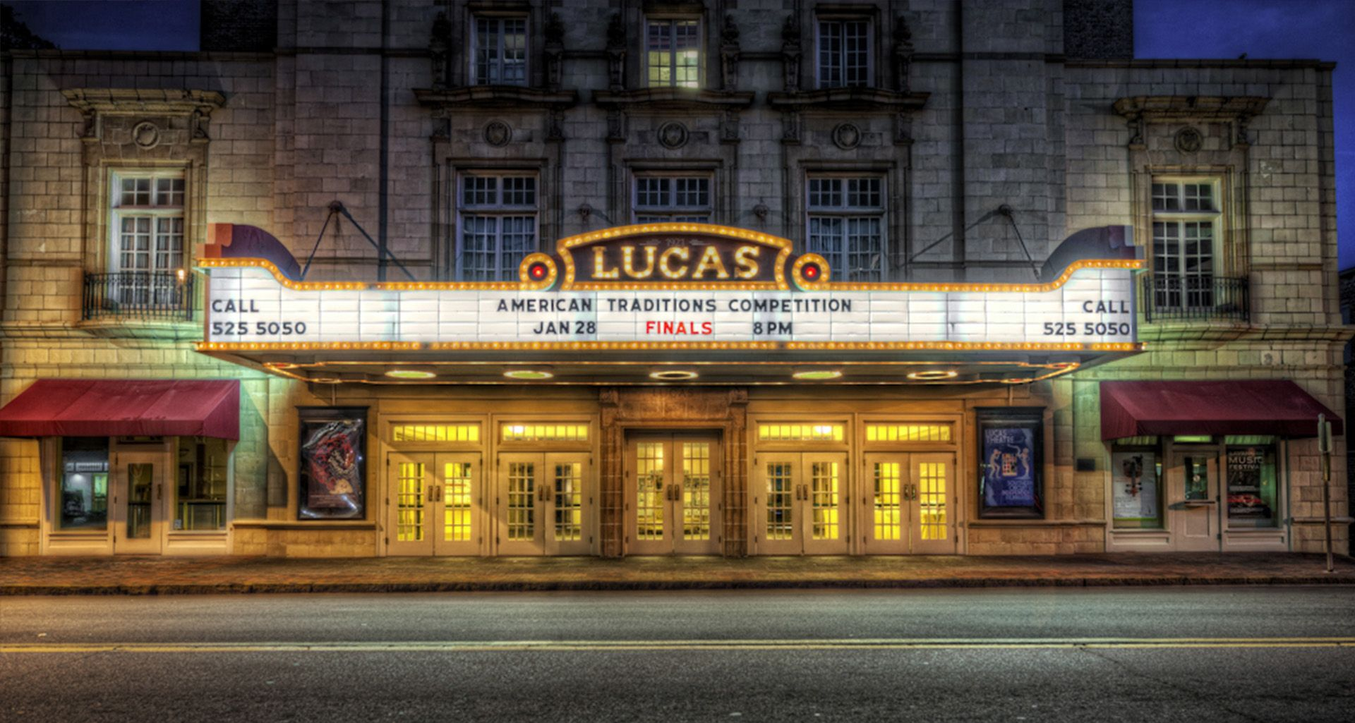 Lucas Theatre for the Arts