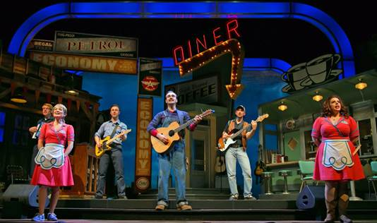 Pump Boys and Dinettes at Paper Mill Playhouse